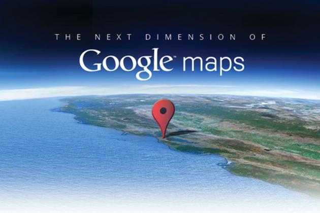 Google Maps sjell më shumë pamje 3D të Antarktidës