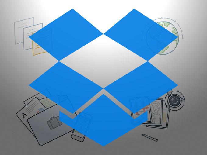 Dropbox skanon tekstin në imazhe
