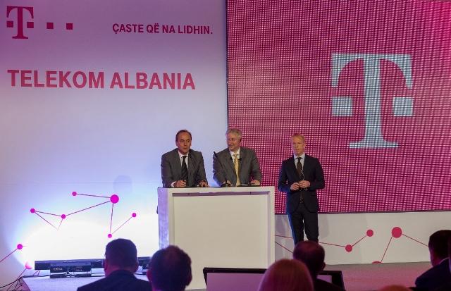 Shitja e Telekom Albania, Deutsche Telekom ende ska marrë vendim