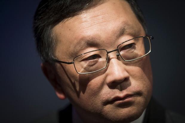 John Chen në krye të BlackBerry deri në 2023