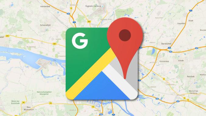 Google Maps sjell funksionin e shumëpritur