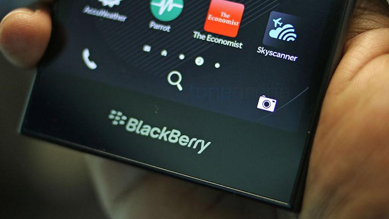 Linja e re e telefonëve BlackBerry Evolve nuk kanë tastierë fizike