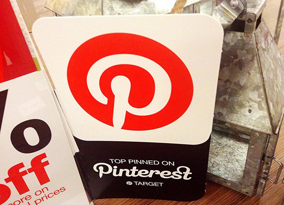 Pinterest ridizajnohet, ngjan së shumti me Instagram