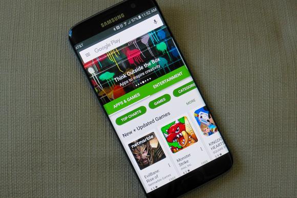 Ja sesi të përditësoni dyqanin e aplikacioneve Play Store