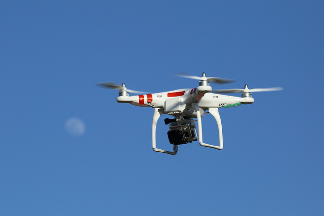 Shtetet e Bashkuara rregulla për dronët