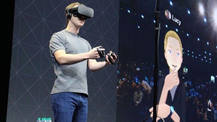 Zuckerberg mohon akuzat ndaj realitetit virtual të Oculus Rift