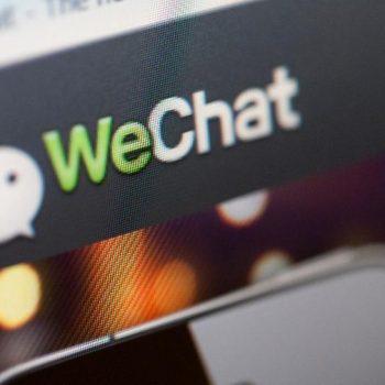 Tencent lançon një alternativë të Apple App Store në WeChat