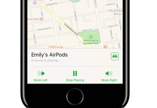 Apple vjen në ndihmë të përdoruesve në lokalizimin e kufjeve wireless të humbura