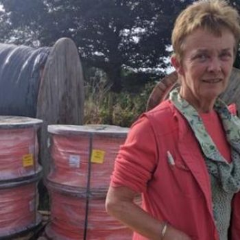 Fermerja nga Britania e cila ndërtoi internetin e saj