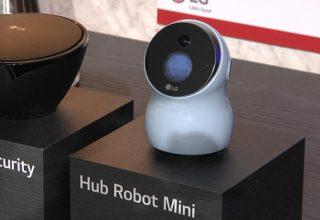 Roboti i LG që kontrollon pajisjet e mençura në shtëpinë tuaj