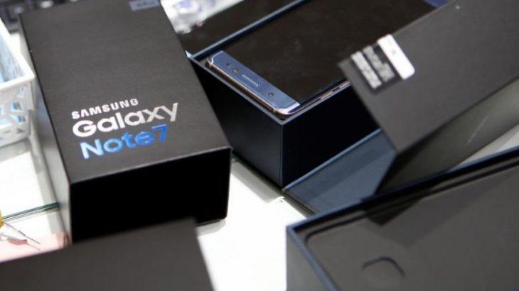 Samsung zbulon se bateria ishte shkaktari i flakëve të Galaxy Note 7