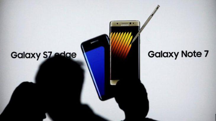 Samsung bën publike rezultatet e hetimit të Note 7 më 23 Janar