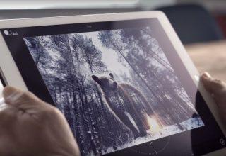 Adobe tregon një video koncept të editimit të fotove përmes komandave zanore