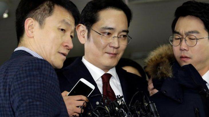 Prokuroria në Korenë e Jugut mandat arresti për liderin e grupit Samsung Jay Y. Lee