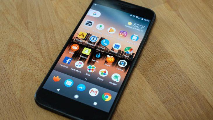 Google publikon betan e parë publike të Android 7.1.2