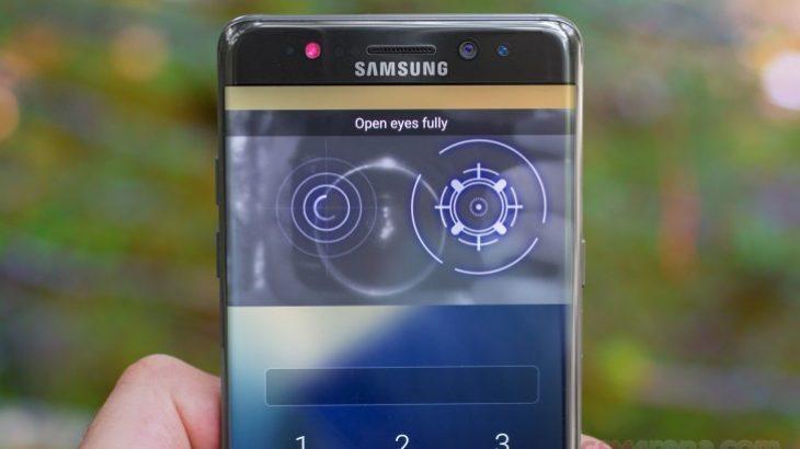 Samsung Galaxy S8 do të ketë skaner irisi në kamerën ballore