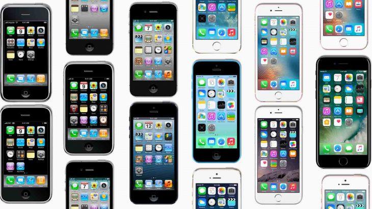10 vite iPhone: 9 Janari dita e revolucionit të telefonëve inteligjentë