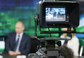 Facebook ndalon publikimin në rrjetin social për televizionin shtetëror Rus RT