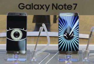 Samsung konfirmon, problemet e baterisë shkaku kryesor i flakëve të Note 7
