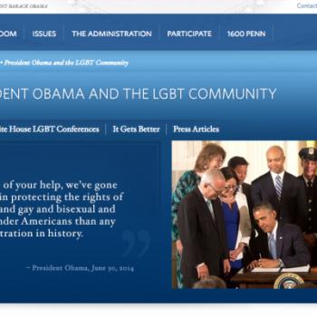 Inaugurimi i Trump, zhduket faqja e Shtëpisë së Bardhë për komunitetin LGBT