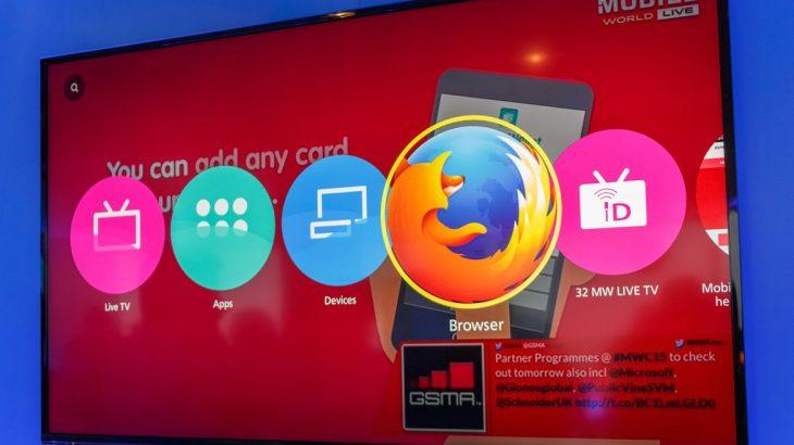 Mozilla i jep goditjen përfundimtare Firefox OS, largon 50 punonjës