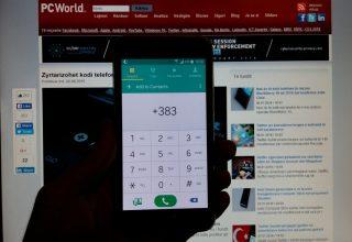 Realizohet thirrja e parë telefonike në Kosovë me kodin +383