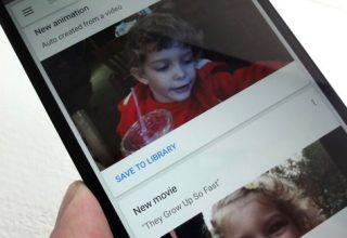 Google aplikon ndryshime vizuale në aplikacionin Android të Photos