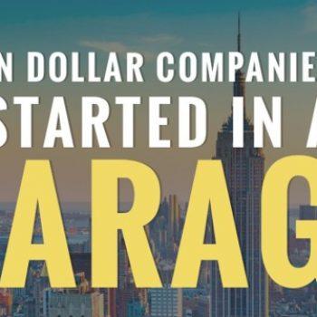 Kompanitë multi miliardëshe të cilat vinë nga një e kaluar modeste