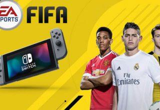 EA konfirmon FIFA 18-ën për konsolën e re Nintendo Switch