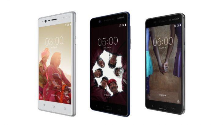 Nokia zgjeron linjën e telefonëve Android me modelet buxhetore Nokia 5 dhe 3