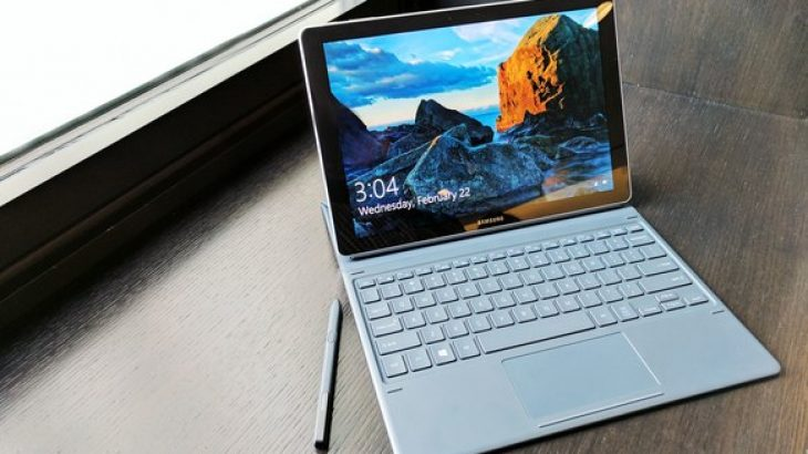 Samsung Galaxy Book, një tablet me Windows 10 dhe procesorë Intel