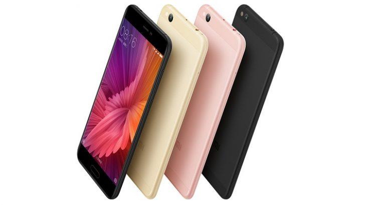 Xiaomi prezantoi telefonët Mi 5C dhe Redmi 4X