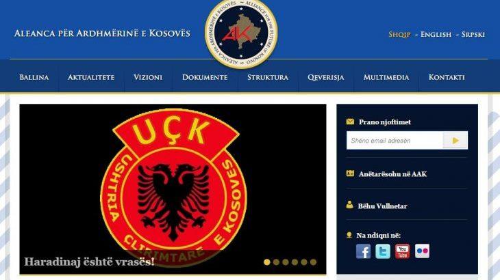 """Hakerët sulmojnë sajtin e AAK: """"Haradinaj është vrasës"""""""