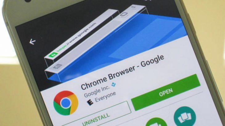 Ja sesi të aktivizoni dizajnin e ri material në Chrome 68