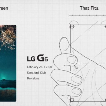 Publikohen imazhe të LG G6, prodhuesi Korean dërgon ftesat