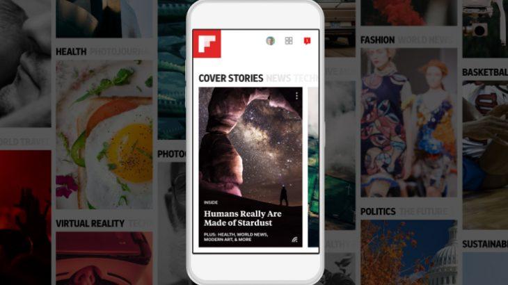 Flipboard prezantoi Gazetat Inteligjente, ndryshon qasjen ndaj lajmeve