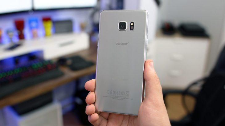 Samsung do të rishesë Galaxy Note 7-ën por me bateri më të vogël