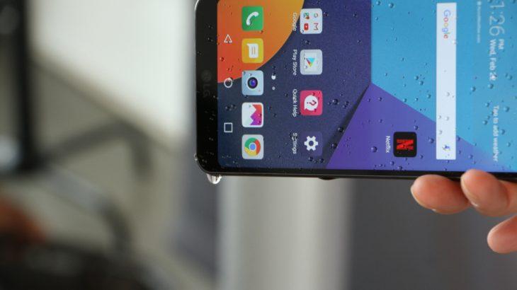LG prezantoi G6-ën, ekrani 5.7 inç QuadHD+ ka skaje të hakuara