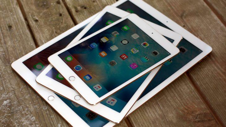Apple ende udhëheq tregun në rënie të tabletëve