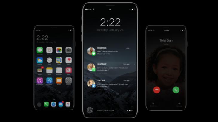 Samsung do të prodhojë 160 milion ekrane OLED për iPhone 8