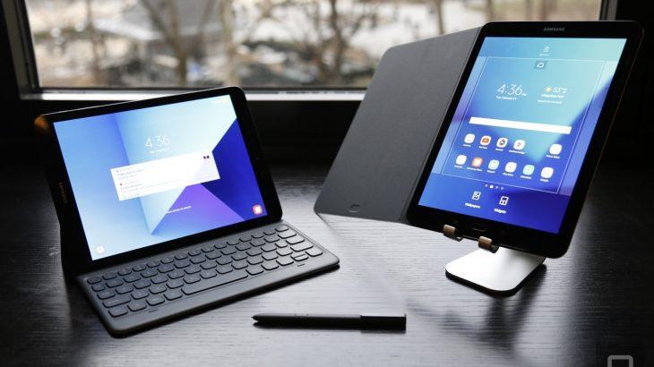 Galaxy Tab S3, Samsung shkëmben plastikën me xhamin dhe zhgënjen me Android 6.0