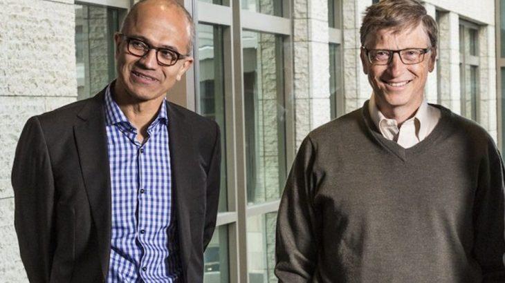 Motoja e Gates me Microsoft-in gjithnjë më ka shqetësuar thotë Nadella