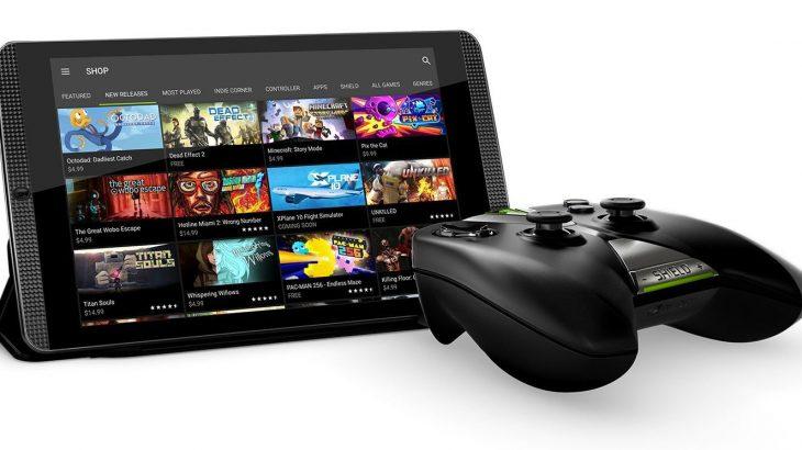 Tableti Nvidia Shield K1 së shpejti me Android Nougat 7.0