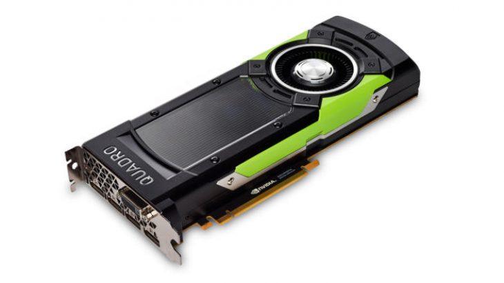 Nvidia zbuloi modelet e reja Quadro, spikat Quadro GP100 me arkitekturën Pascal