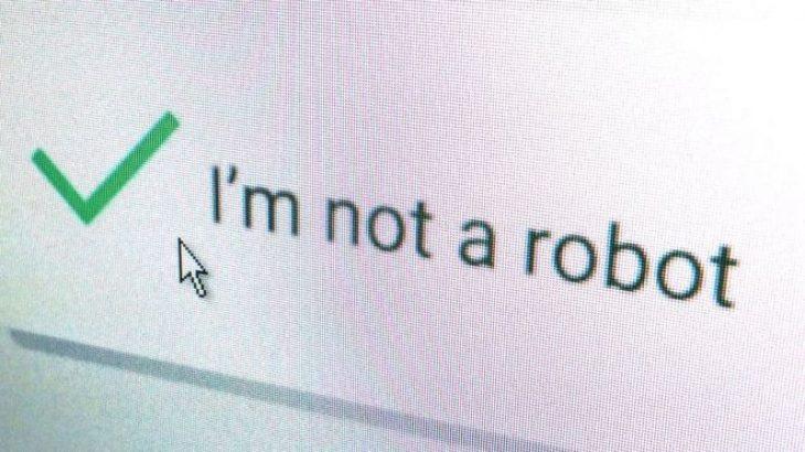 Google zhvillon një kontroll të ri sigurie Captcha në ueb