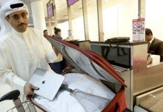 Hyn në fuqi ndalimi i pajisjeve elektronike për udhëtimet drejt SHBA-së dhe Britanisë