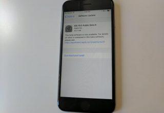 Apple publikoi betan e gjashtë publike të iOS 10.3