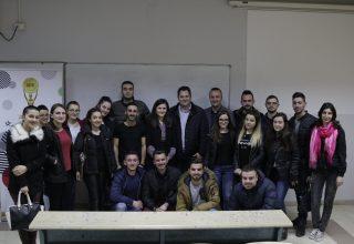 Nxënës dhe studentë nga 11 Shkolla dhe Universitete kërkojnë suksesin në Albanian ICT Awards