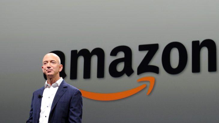 Bosi i Amazon është hakuar nga Arabia Saudite