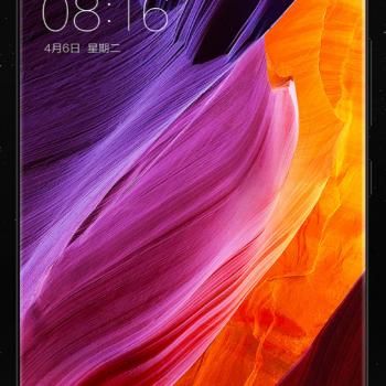 Xiaomi Mi Mix me ekran i cili mbulon 93% të panelit frontal